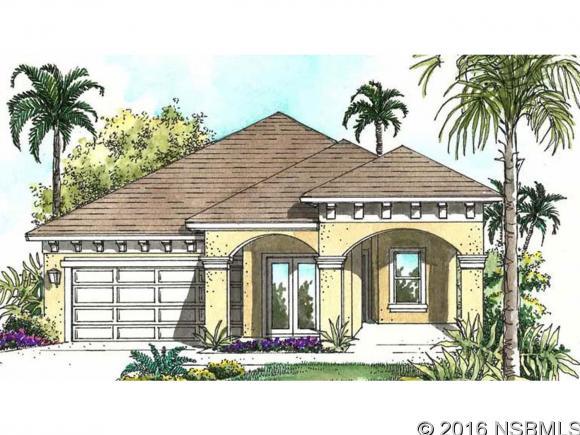 527 Luna Bella Lane, New Smyrna Beach, FL 32168