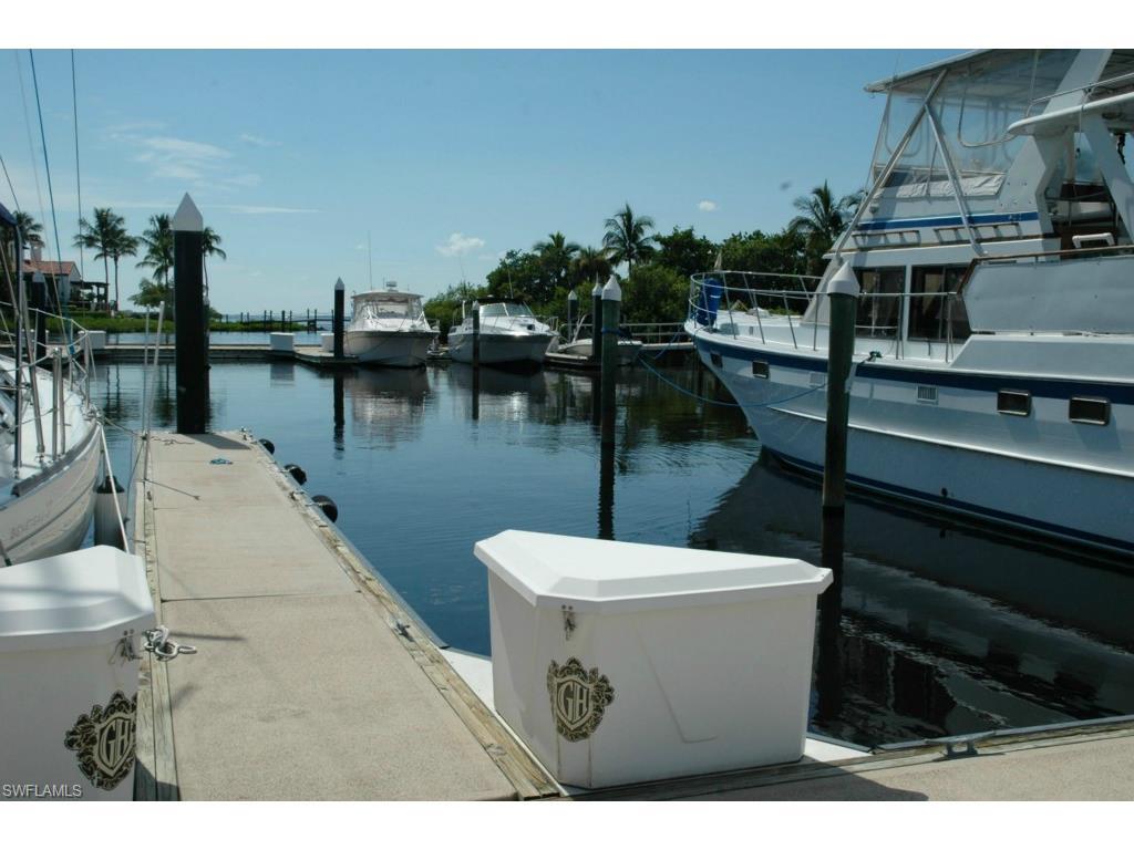 48' Slip at Gulf Harbour B-16, FORT MYERS, FL 33908