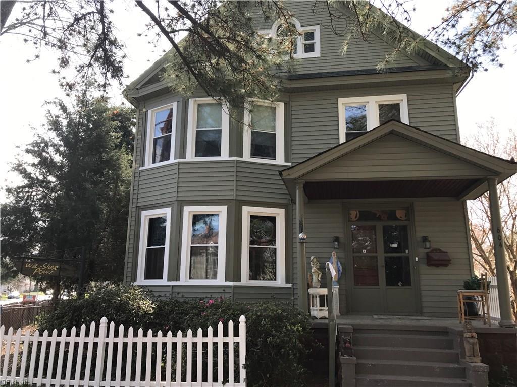 604 D ST, Chesapeake, VA 23324