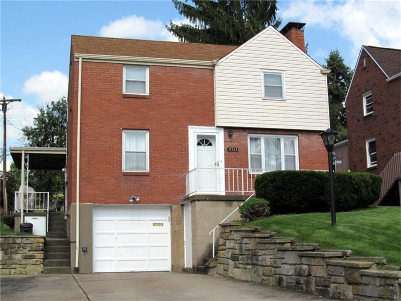 4313 McKee Drive, Pittsburgh, PA 15236