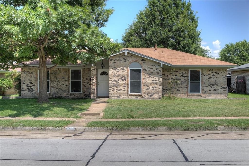 2626 Sam Houston Drive, Garland, TX 75044