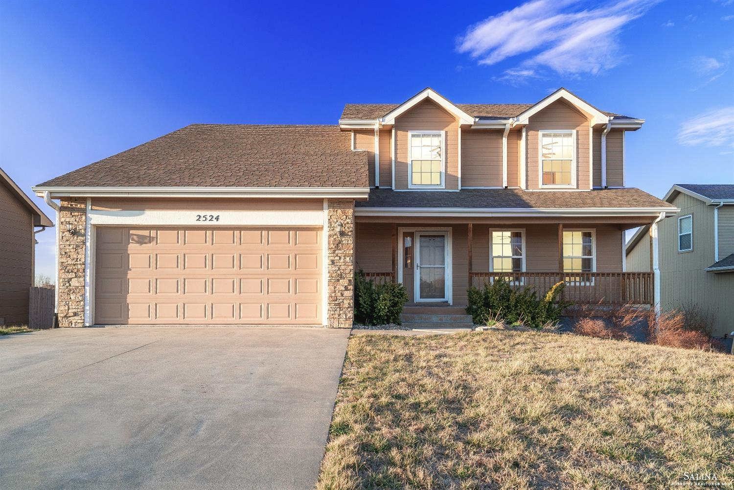 2524 Sutter Woods Court, Junction City, KS 66441