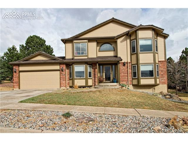 5015 Farthing Drive, Colorado Springs, CO 80906