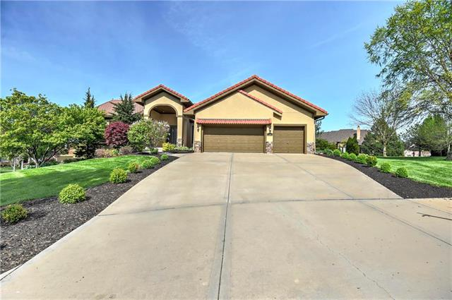 15441 Ironhorse Circle, Leawood, KS 66224
