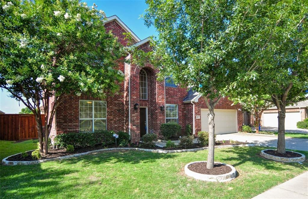 837 Gladewater Drive, Frisco, TX 75033