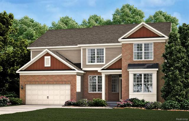 2416 Findley Circle, Orion Twp, MI 48360