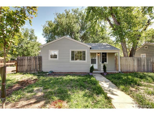 1186 Verbena Street, Denver, CO 80220