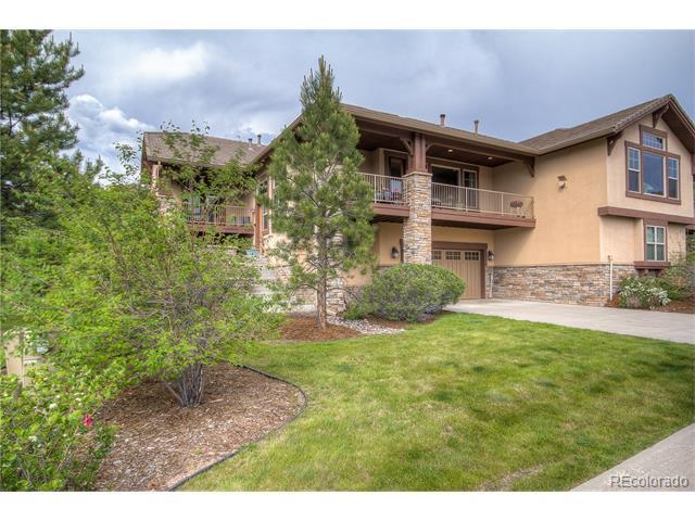 4378 Chateau Ridge Lane, Castle Rock, CO 80108