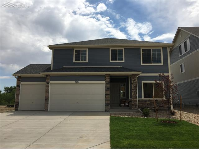 8981 Sentry Drive, Fountain, CO 80817