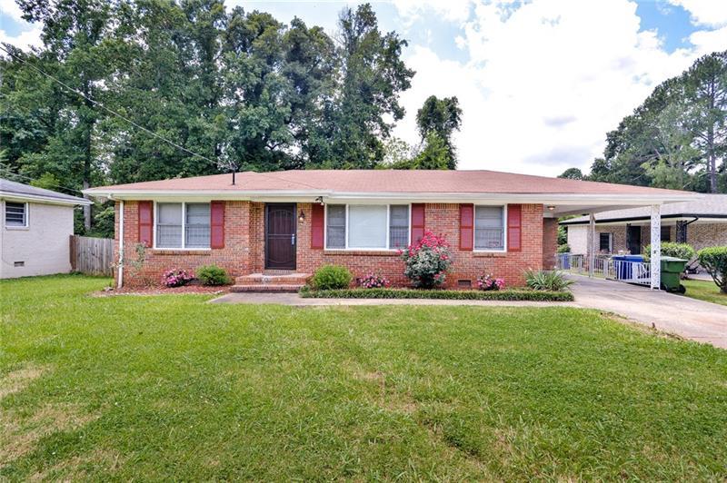 246 NW Aaron Street, Atlanta, GA 30314