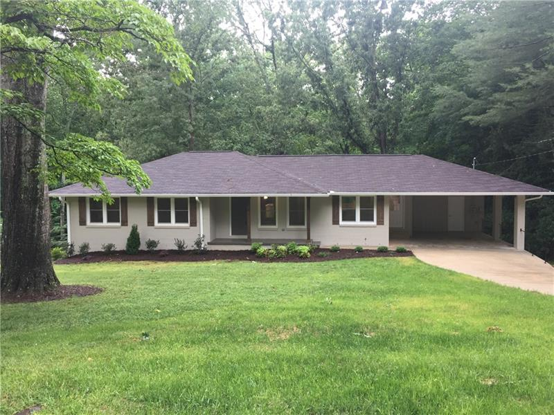 1299 NW Wessell Road, Gainesville, GA 30501