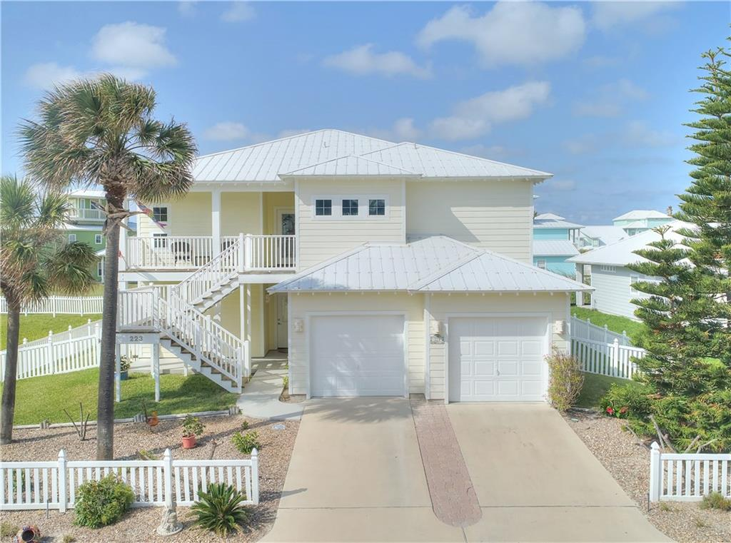 223 Keewaydin, Port Aransas, TX 78373