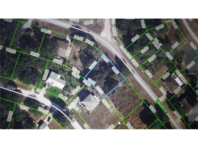 2867 N LANCASTER ROAD, AVON PARK, FL 33825