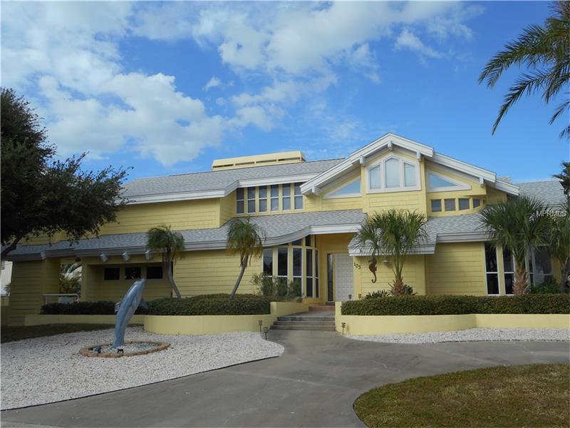 103 MORGAN DRIVE, BELLEAIR BEACH, FL 33786