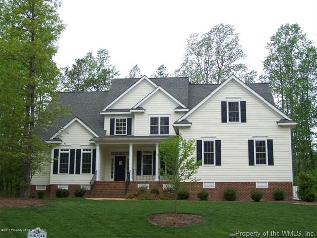 5760 Chaucer Drive, Providence Forge, VA 23140