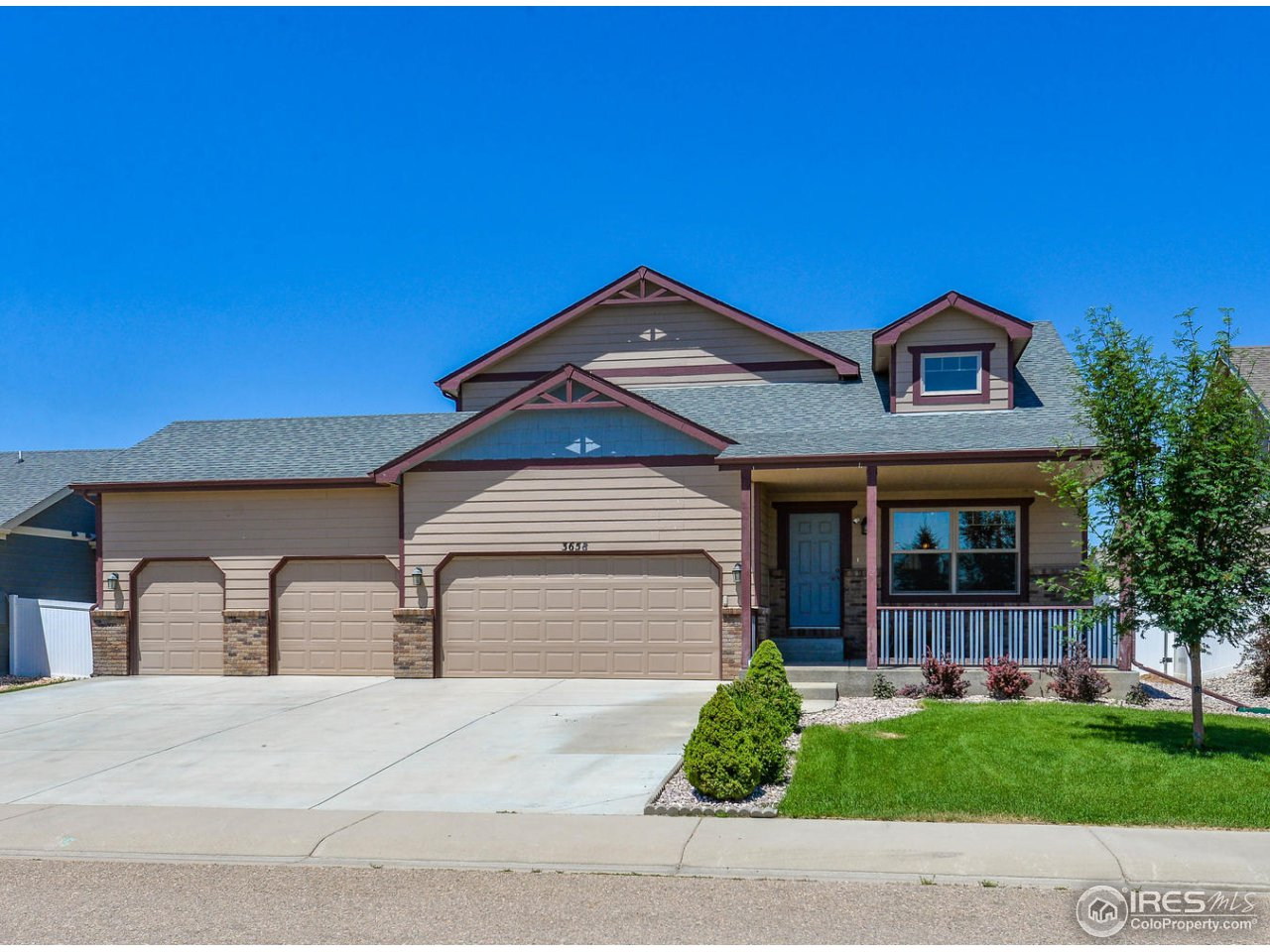 3658 Mount Hope St, Wellington, CO 80549