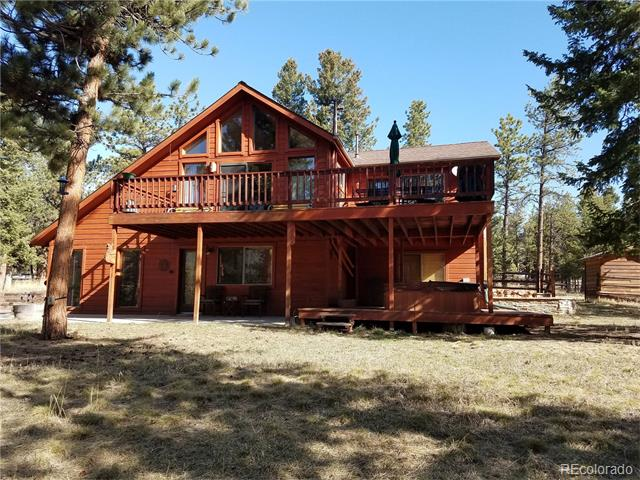 867 Gunsmoke Drive, Bailey, CO 80421