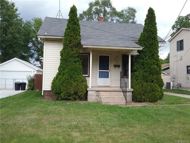 823 GOODALE Street, Clawson, MI 48017