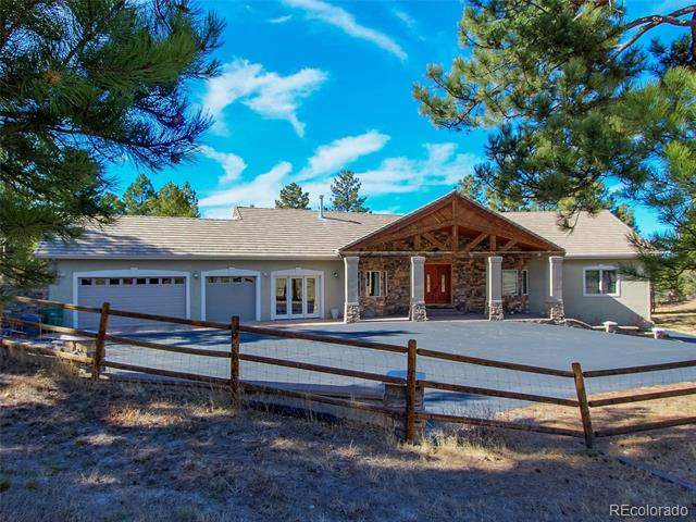 8242 Sugarloaf Road, Larkspur, CO 80118