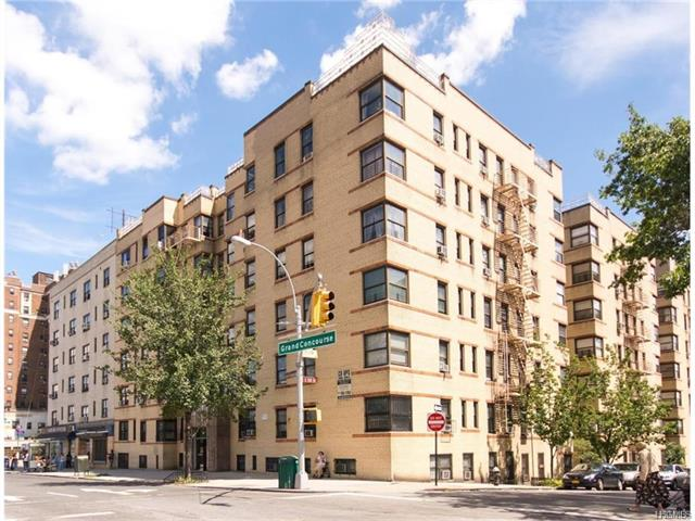 860 Grand Concourse 1N, Bronx, NY 10451