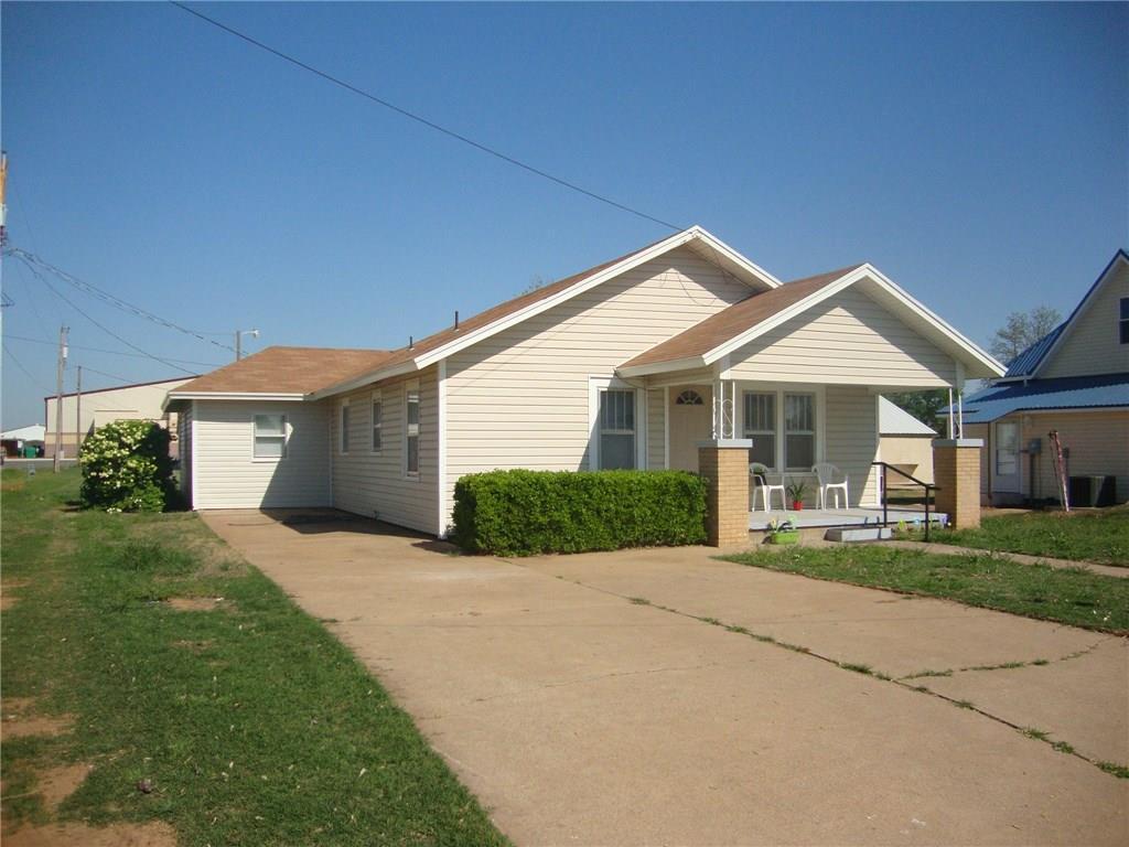 618 N Peck Street, Hydro, OK 73048