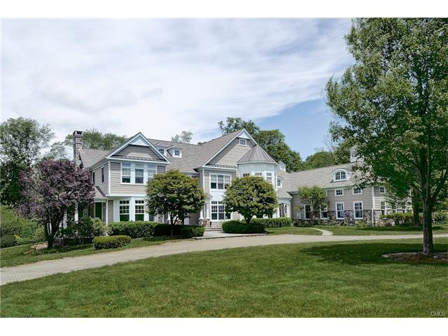 Single Family Home for Sale at 117 Whipstick Road Ridgefield, Connecticut,06877 United States