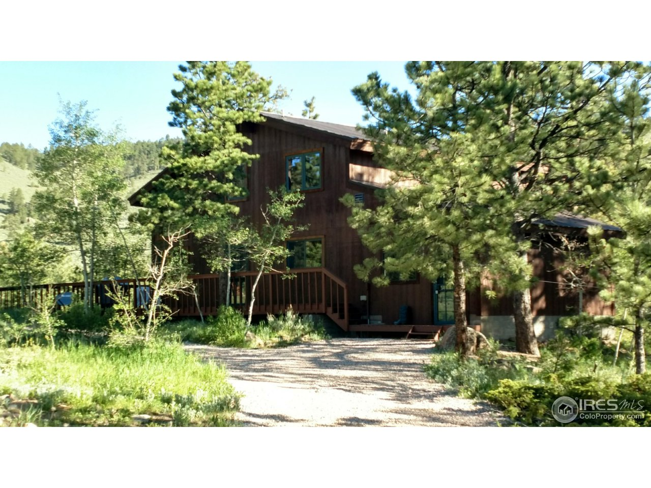 472 Ute Ct, Red Feather Lakes, CO 80545