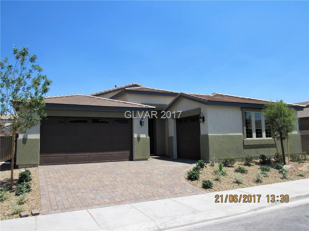 376 CALABRIA BEACH Street Lot 15, Henderson, NV 89015