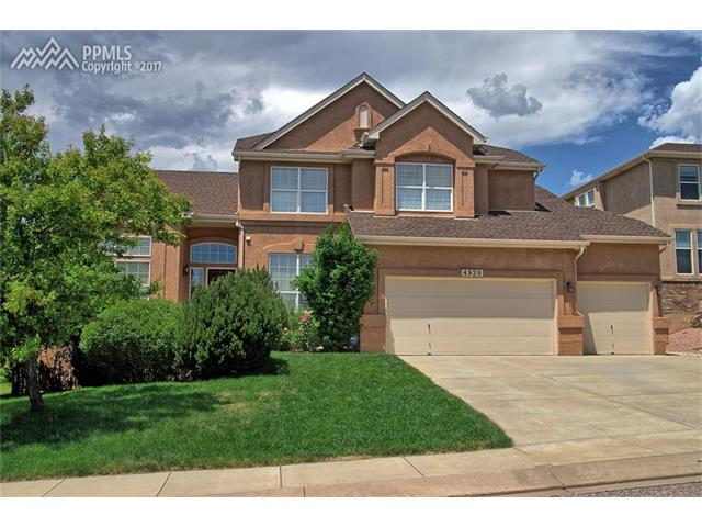 4920 Mount Union Court, Colorado Springs, CO 80918