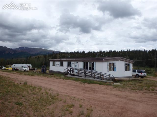 10702 S Highway 67 Highway, Cripple Creek, CO 80813