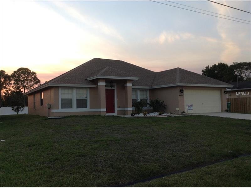 4484 SW IDLEWILD STREET, PORT SAINT LUCIE, FL 34953