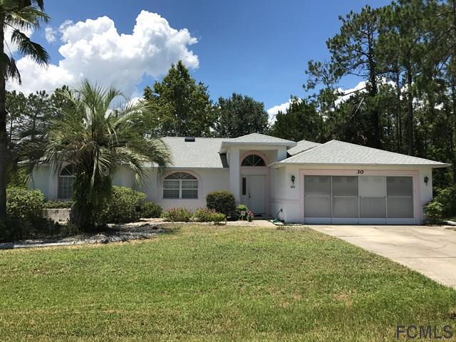30 Elder Drive, Palm Coast, FL 32164