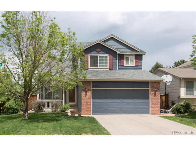 2697 Foothills Canyon Court, Highlands Ranch, CO 80129