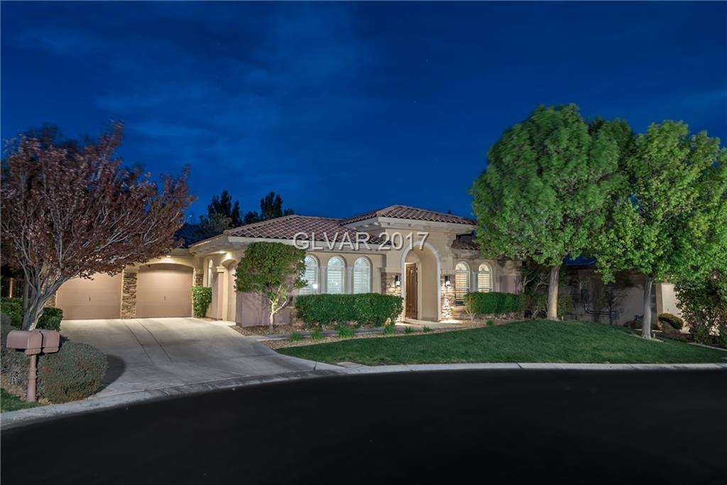 76 PANORAMA CREST Avenue, Las Vegas, NV 89135