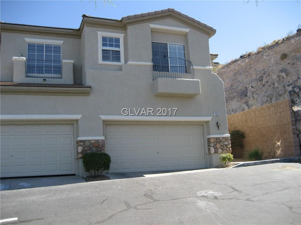 733 N CHARACTER POINT Avenue, Henderson, NV 89012