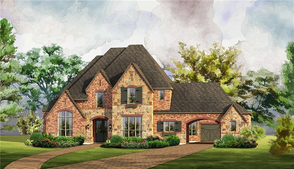 4431 Honeyvine Lane, Prosper, TX 75078