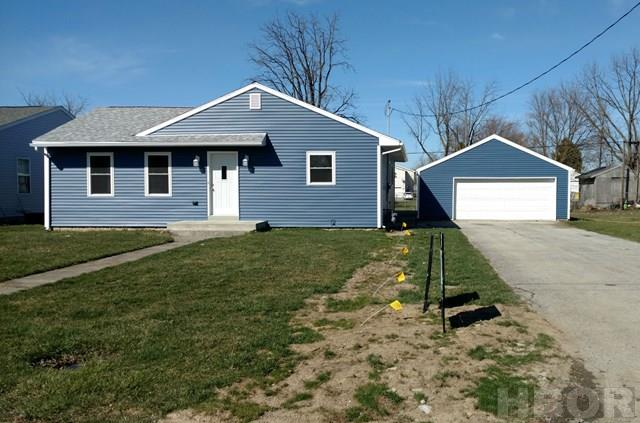 "ROONEY & ASSOCIATES LISTING.   CALL/TEXT LYNDA NISWANDER (419-421-1656 CELL) TO TOUR THIS TOTALLY RENOVATED "" TOP TO BOTTOM & INSIDE AND OUT"" RANCH.   THIS SW FINDLAY HOME BOASTS OPEN FLOOR PLAN, 3 BEDROOMS, 2 FULL BATHS,  SEPARATE LAUNDRY ROOM, 2-1/2 CAR GARAGE AND LARGE LOT.THE STAINLESS STEEL FULLY  APPLIANCED KITCHEN IN NEUTRAL TONES PROVIDES A 5-6 PERSON EATING BAR AND CABINET STORAGE ISLAND. THE ABUNDANT CABINETRY IN RICH ESPRESSO FINISH FEATURES TILE BACKSPLASH, QUARTZ  COUNTERTOP, UNDER  MOUNT SS SINK AND  INDIRECT AND PENDANT LIGHTING.  THE LARGE FAMILY ROOM OFFERS VERSATILE AND OVER-SIZED FURNITURE ARRANGEMENT.  THE OWNERS' ENSUITE PROVIDES A 5' WALK-IN SHOWER AND HIGH RISE VANITY.  THE HALL BATH HAS A TUB/SHOWER COMBINATION WITH HIGH RISE VANITY AND LINEN STORAGE CABINETRY.  BOTH BATHS HAVE TILE FLOORING AND BEDROOMS HAVE A CLIPPED FRIEZE CARPET.   ALL SYSTEMS OF THE HOME ARE NEW INCLUDING WIRING, PLUMBING, HVAC, ROOF, SIDING, AND WINDOWS."
