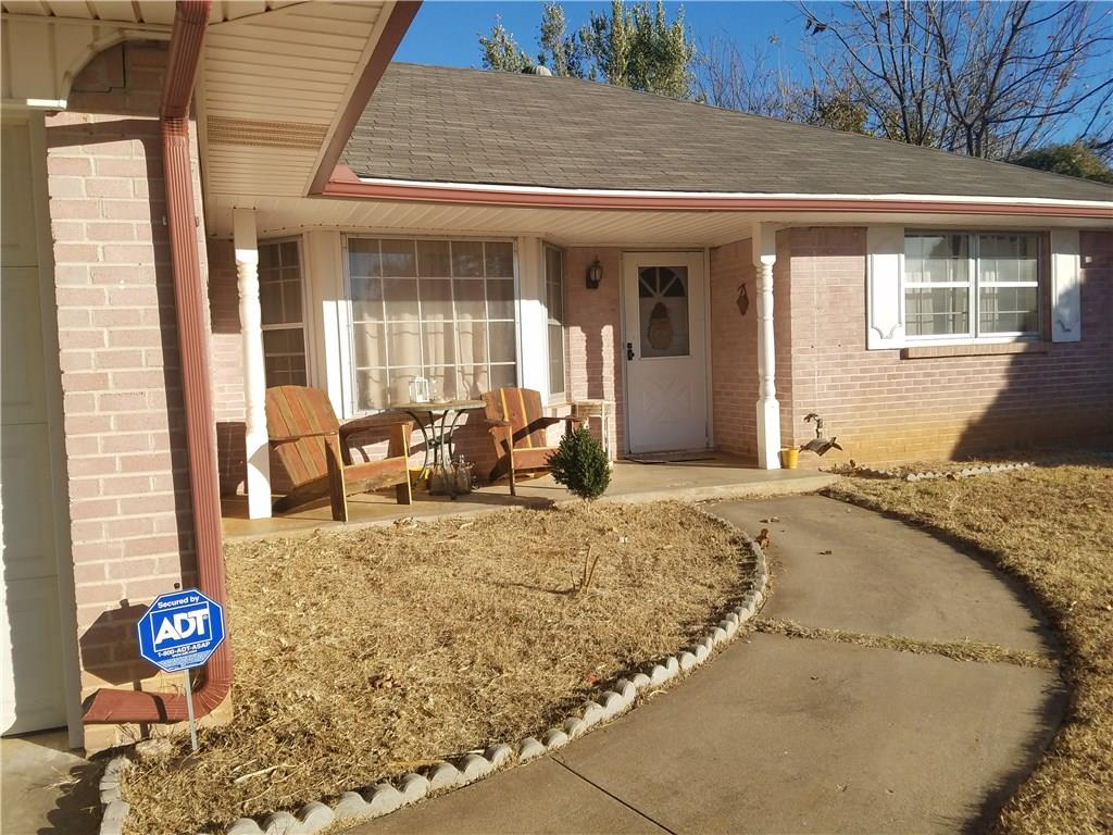 620 Moraine Avenue, Midwest City, OK 73130