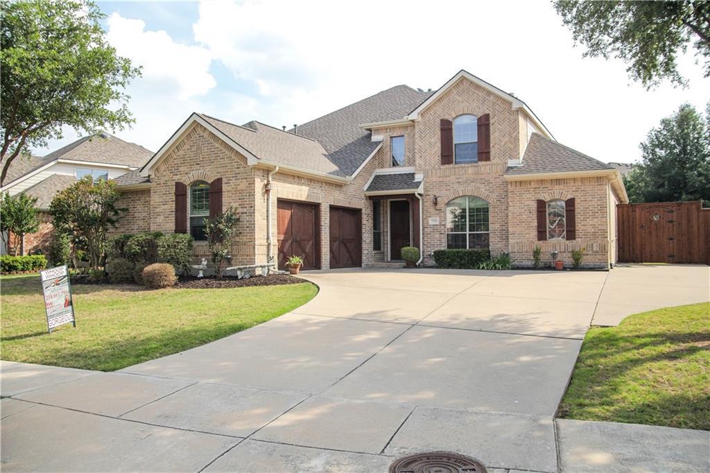 2504 Heatherdale Drive, Little Elm, TX 75068