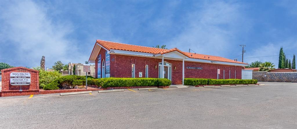 10520 Montwood Drive, El Paso, TX 79935