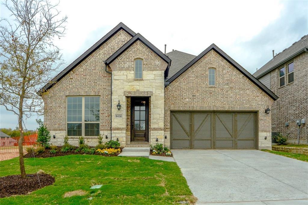 8416 Ardsley Place, McKinney, TX 75071