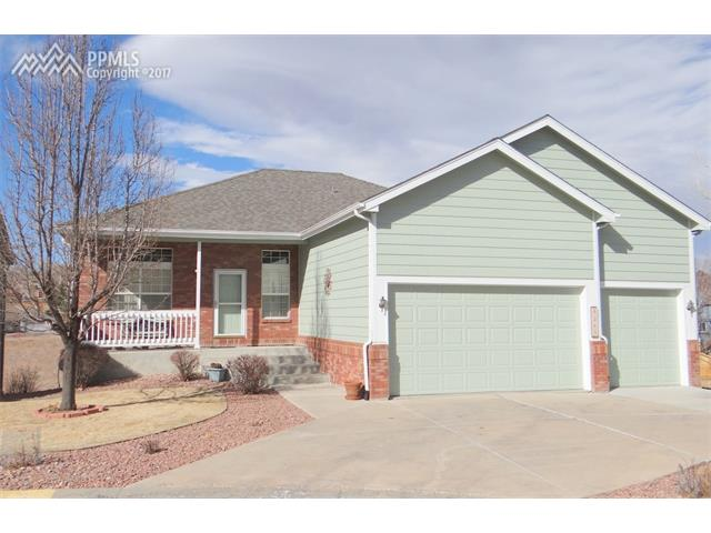 6245 Fencerail Heights, Colorado Springs, CO 80919