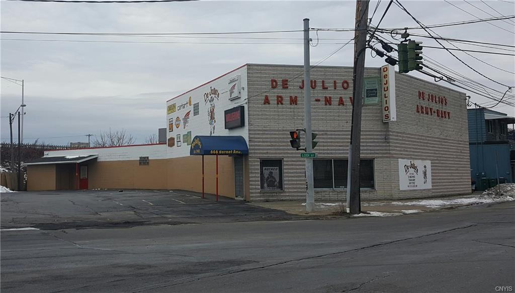 664 Burnet Avenue, Syracuse, NY 13203