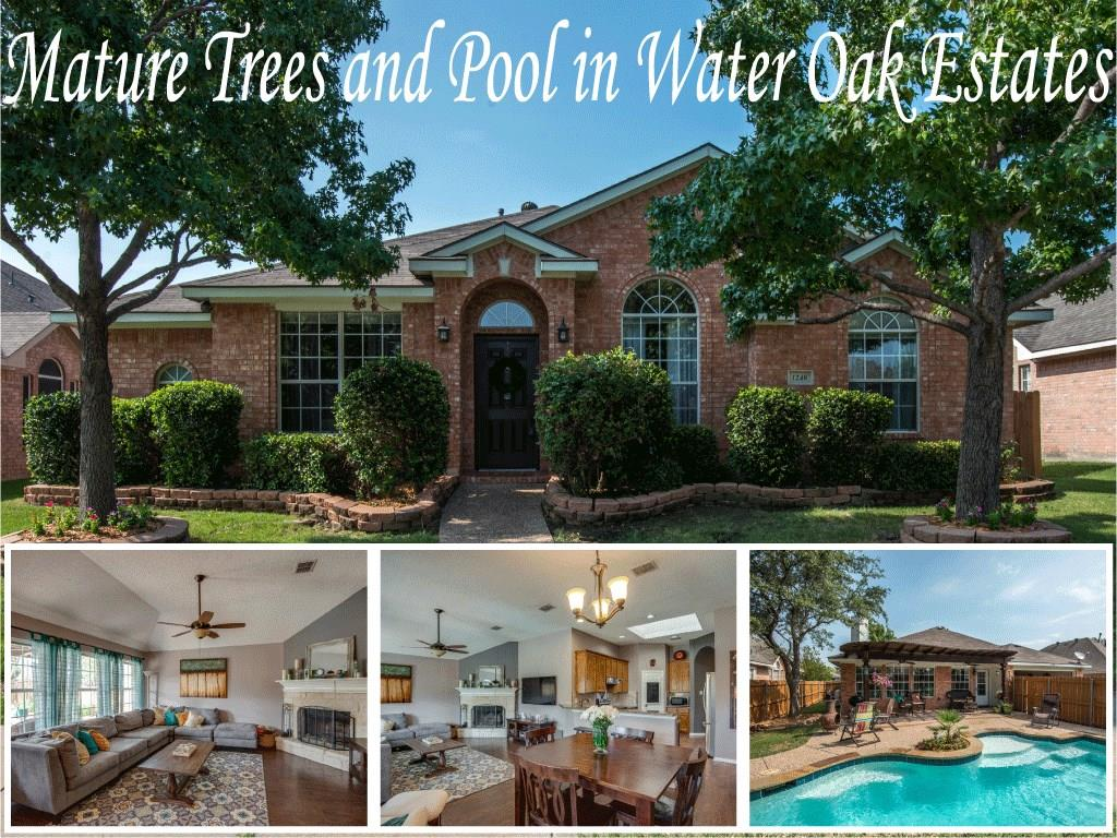 1248 Valley Oaks Drive, Lewisville, TX 75067