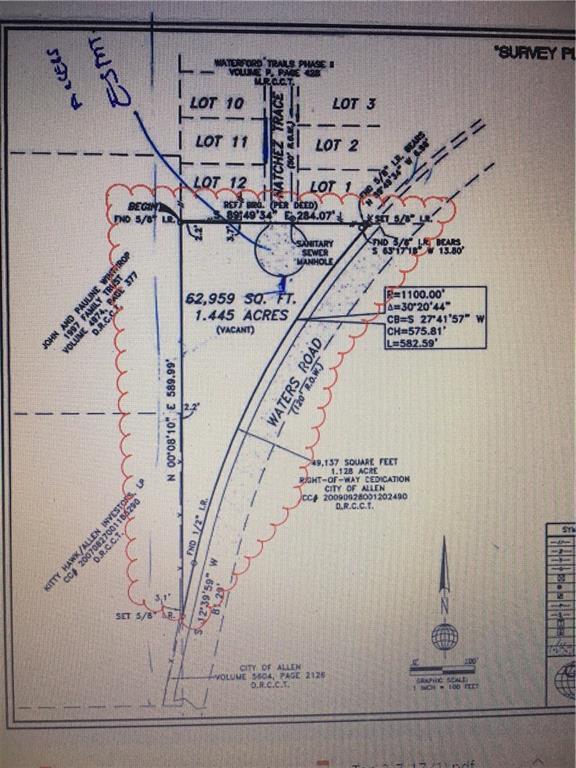 0000 NATCHEZ TRACE, Allen, TX 75013