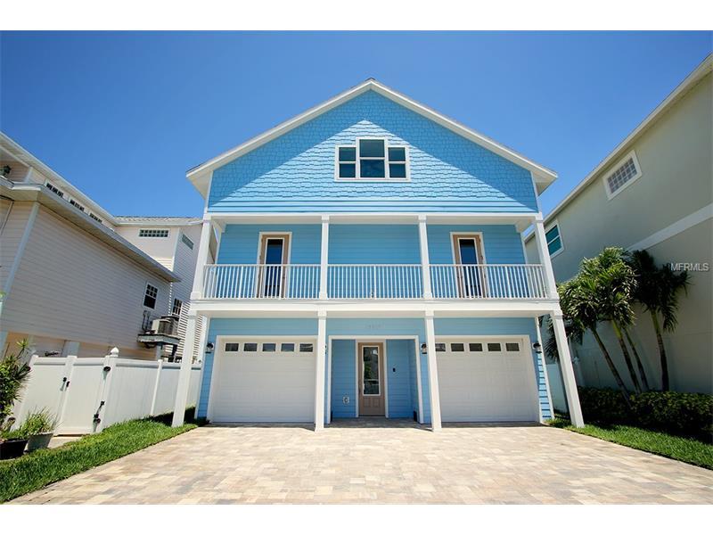 13517 1ST STREET E, MADEIRA BEACH, FL 33708