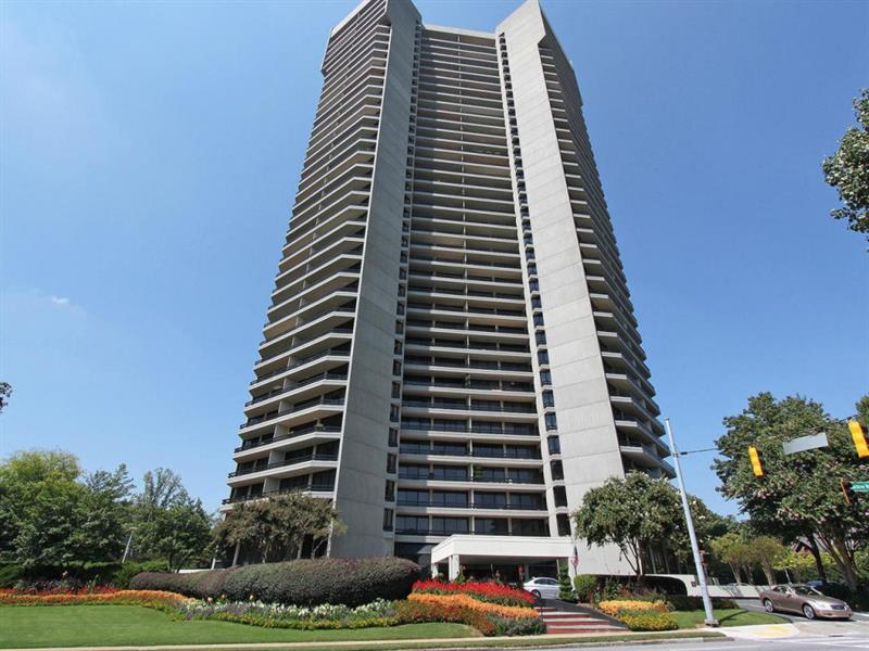 2660 Peachtree Road 25C, Atlanta, GA 30305