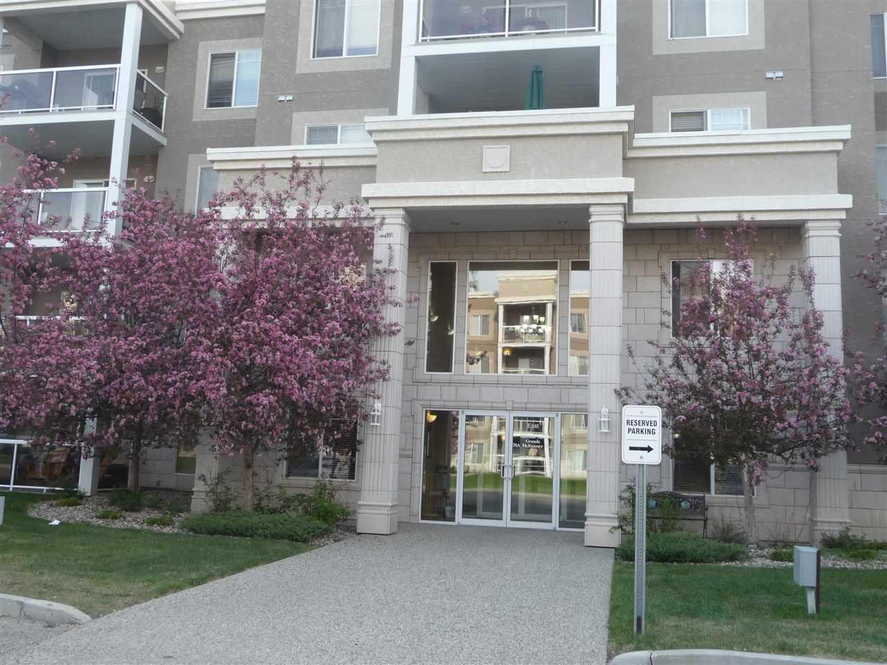 78A MCKENNEY Avenue 317, St. Albert, AB T8N 7E6