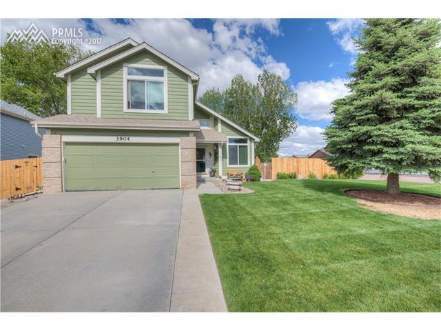 3904 Breaking Dawn Street, Colorado Springs, CO 80925