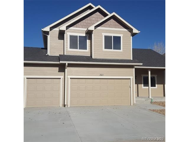 321 Brophy Court, Frederick, CO 80530